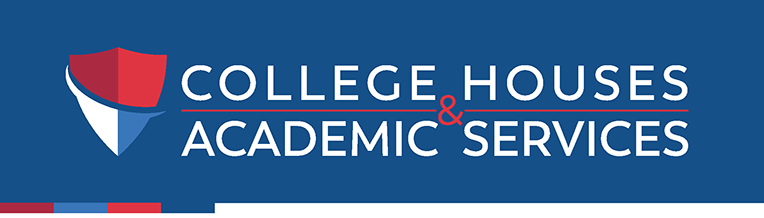 College Houses & Academic Services logo