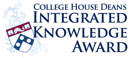 College House Deans' Integrated Knowledge Award