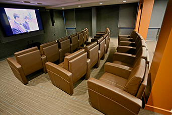 Gregory Film Lounge