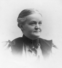 A portrait of Dr. Emily L. Gregory