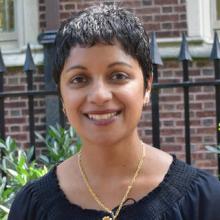 Dr. Jamuna Samuel, Rodin College House Fellow