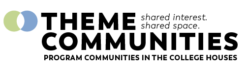 Theme Communities: Shared curiosity, shared space.