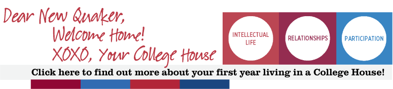 Welcome Home: Your College House